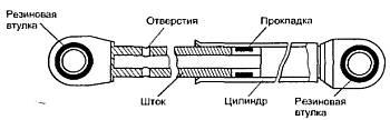 схема демпфера